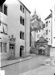 Hôtel de Champagney - Façade sur rue