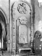 Eglise Saint-Michel - Retable des Rois Mages