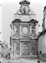 Chapelle des Carmélites - Façade ouest