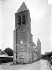 Eglise Saint-Valérien - Ensemble ouest