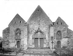 Eglise Saint-Loup - Ensemble ouest