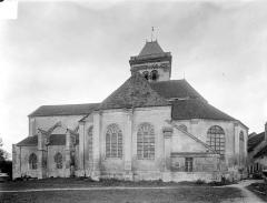 Eglise Saint-Pierre Saint-Paul - Ensemble sud