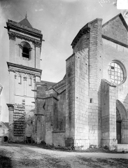 Eglise Saint-Pierre Saint-Paul - Angle nord-ouest