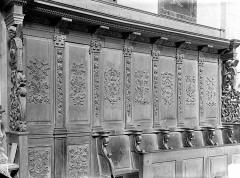 Eglise Notre-Dame - Stalles