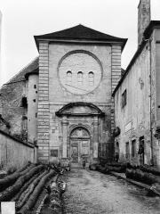 Ancien couvent des Jacobins - Façade ouest