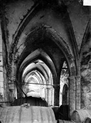 Ancien couvent des Jacobins - Vue intérieure du bas-côté sud
