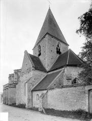Eglise Saint-Aignan - Ensemble sud-est