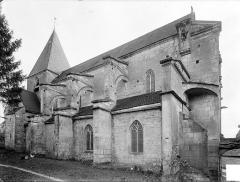 Eglise Saint-Aignan - Ensemble nord