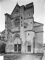 Eglise Saint-Aignan - Ensemble ouest