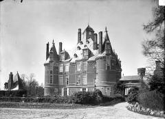 Château de Montmort - Ensemble sud