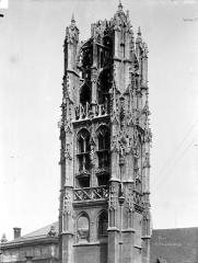 Ancienne église Saint-Laurent - Tour clocher