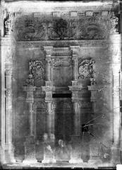 Château - Salle des Etats : Façade décorée
