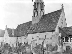 Eglise Saint-Léger - Façade nord