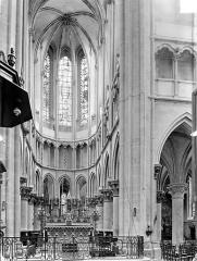 Eglise (collégiale) Notre-Dame - Vue intérieure du choeur