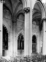 Eglise (collégiale) Notre-Dame - Chapelles latérales