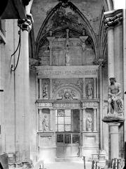 Eglise (collégiale) Notre-Dame - Chapelle latérale