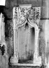 Eglise Notre-Dame et son presbytère - Piscine