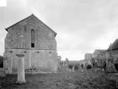 Prieuré de Saint-Jean-des-Bonshommes - Ensemble ouest