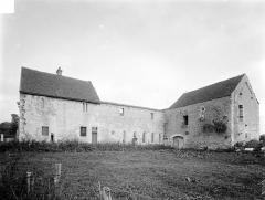 Prieuré de Saint-Jean-des-Bonshommes - Ensemble sud-ouest