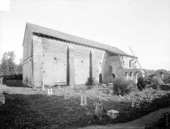 Prieuré de Saint-Jean-des-Bonshommes - Eglise : Ensemble sud-ouest