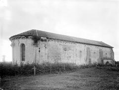 Prieuré de Saint-Jean-des-Bonshommes - Eglise : Ensemble nord