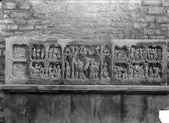 Abbaye de Fontenay - Retable