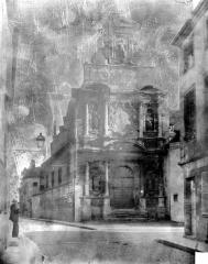 Chapelle des Carmélites - Ensemble ouest