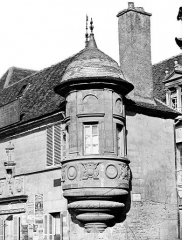 Hôtel de Berbis - Echauguette