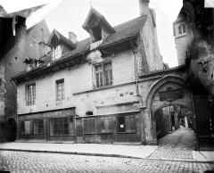 Hôtel de Pourlans - Vue d'ensemble
