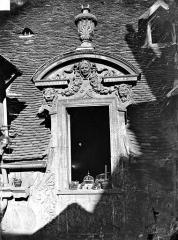 Maison Dubret - Lucarne