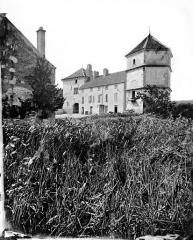 Château (restes) - Vue d'ensemble