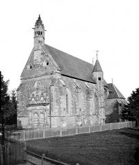 Château - Chapelle : Ensemble sud-ouest