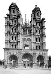 Eglise Saint-Michel - Ensemble ouest