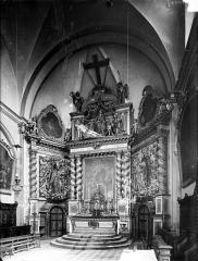 Eglise - Maître-autel