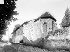 Eglise Saint-Antoine - Ensemble sud-est