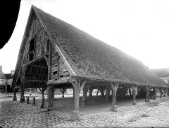 Halles - Ensemble nord-ouest