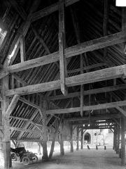 Halles - Vue intérieure