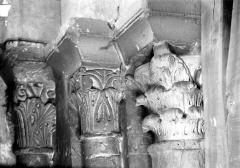 Eglise Saint-Pierre-de-Montmartre - Chapiteaux de la nef