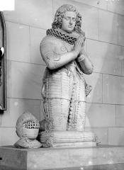 Cathédrale Saint-Etienne - Statue funéraire de Philippe de Castille