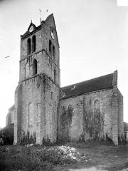 Eglise Saint-Etienne - Ensemble nord