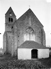Eglise Saint-Etienne - Ensemble ouest
