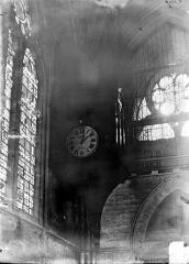 Cathédrale Notre-Dame - Horloge d'édifice