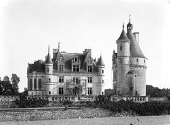 Domaine de Chenonceau - Ensemble nord