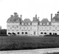 Château de Cheverny - Façade nord