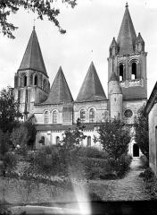 Ancienne collégiale Saint-Ours - Ensemble sud