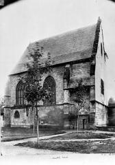 Sainte-Chapelle ou chapelle Saint-Louis - Ensemble nord