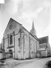 Collégiale Saint-Germain - Ensemble sud-ouest