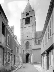 Eglise Saint-Martin - Clocher, côté sud