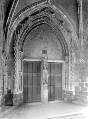 Eglise Saint-Martin - Portail de la façade sud