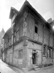 Maison, dite de François Ier - Vue d'ensemble